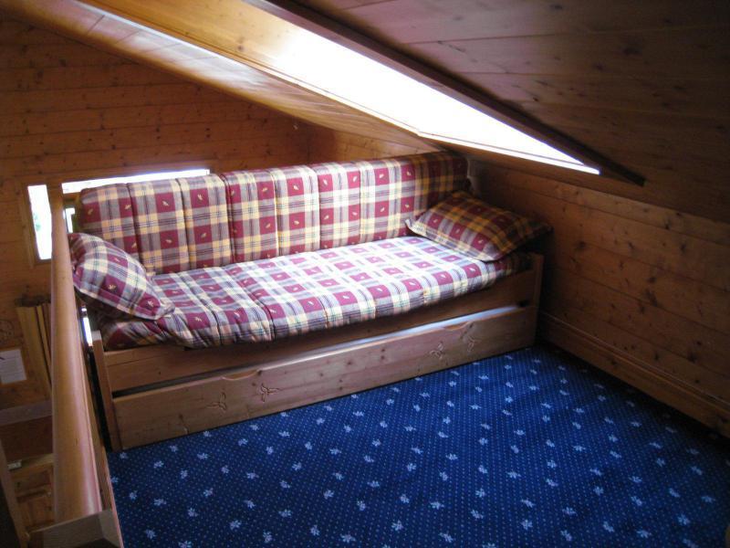 Аренда на лыжном курорте Апартаменты дуплекс 2 комнат 6 чел. (FLOR6) - Résidence les Lapons - Les Contamines-Montjoie