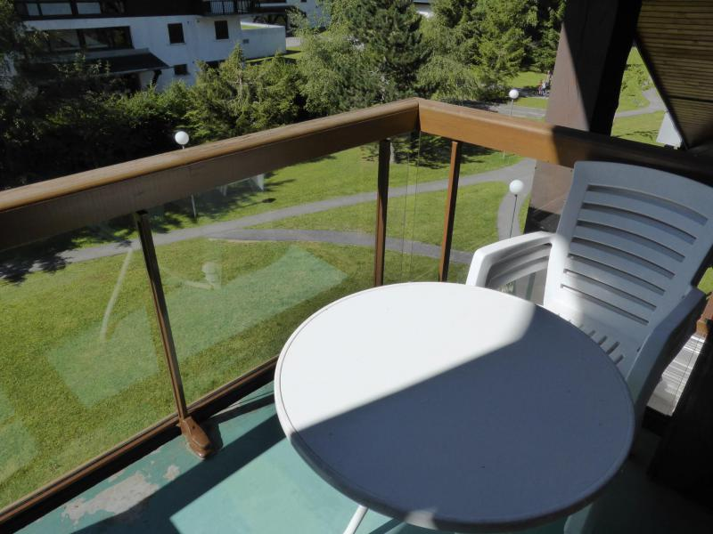 Rent in ski resort 2 room apartment 5 people (F406) - Résidence Pierres Blanches - Les Contamines-Montjoie