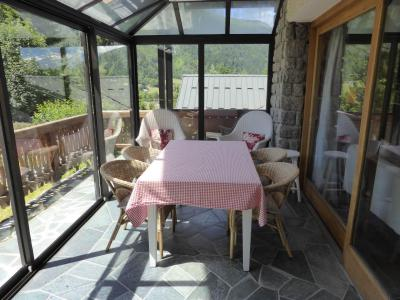 Rent in ski resort Chalet Buchan - Les Contamines-Montjoie