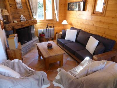 Rent in ski resort 4 room chalet 6 people - Chalet Goh - Les Contamines-Montjoie - Bench seat