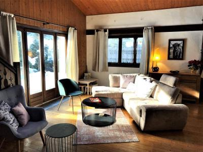 Бронирование апартаментов на лыжном куро Chalet St Roch