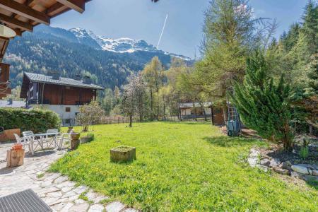 Rent in ski resort Chalet St Roch - Les Contamines-Montjoie