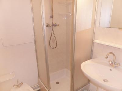 Rent in ski resort 1 room apartment 4 people (14) - L'Enclave I et J - Les Contamines-Montjoie - Shower room