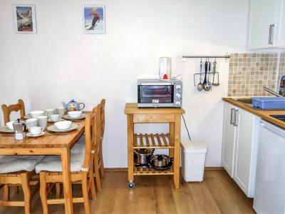Rent in ski resort 1 room apartment 4 people (28) - L'Enclave I et J - Les Contamines-Montjoie - Apartment