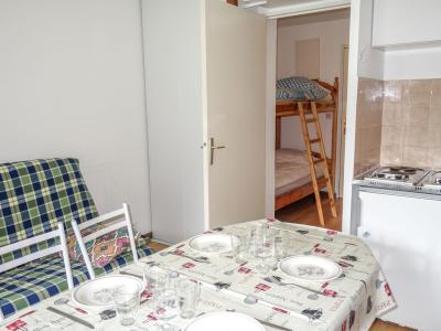 Аренда на лыжном курорте Апартаменты 1 комнат 4 чел. (7) - L'Enclave I et J - Les Contamines-Montjoie