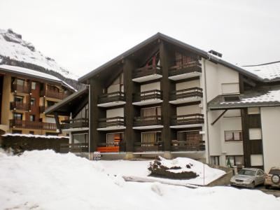 Rent in ski resort 2 room apartment 6 people (3) - Le Brûlaz - Les Contamines-Montjoie - Winter outside