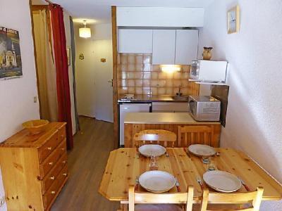 Rent in ski resort 1 room apartment 4 people (13) - Les Combettes D et E - Les Contamines-Montjoie - Apartment