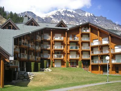 Rent in ski resort 2 room apartment 4 people (19) - Les Combettes D et E - Les Contamines-Montjoie