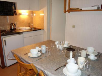 Rent in ski resort 2 room apartment 6 people (10) - Pierres Blanches F et H - Les Contamines-Montjoie - Apartment