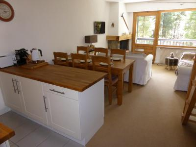 Rent in ski resort 2 room apartment sleeping corner 6 people - Résidence la Biaule - Les Contamines-Montjoie