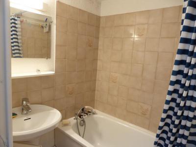 Rent in ski resort 2 room apartment 4 people (CT788) - Résidence la Borgia - Les Contamines-Montjoie - Bath-tub