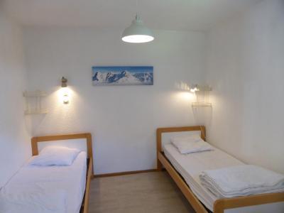 Rent in ski resort 2 room apartment 4 people (CT788) - Résidence la Borgia - Les Contamines-Montjoie - BZ-sofa