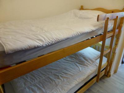 Rent in ski resort Studio sleeping corner 4 people (A11) - Résidence la Borgia - Les Contamines-Montjoie