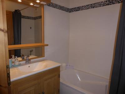 Rent in ski resort 2 room apartment cabin 6 people (798) - Résidence la Cressoua - Les Contamines-Montjoie - Bath-tub