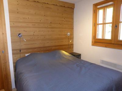 Rent in ski resort 2 room apartment cabin 6 people (798) - Résidence la Cressoua - Les Contamines-Montjoie - Bunk beds
