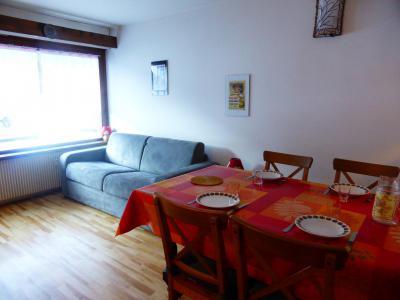 Rent in ski resort Studio 4 people (B159) - Résidence le Bionnassay - Les Contamines-Montjoie