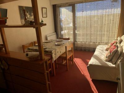 Аренда на лыжном курорте Квартира студия со спальней для 5 чел. (F26) - Résidence le Brulaz - Les Contamines-Montjoie