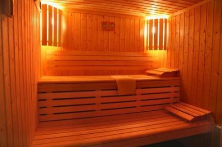 Location au ski Residence Le Nevez - Les Contamines-Montjoie - Sauna