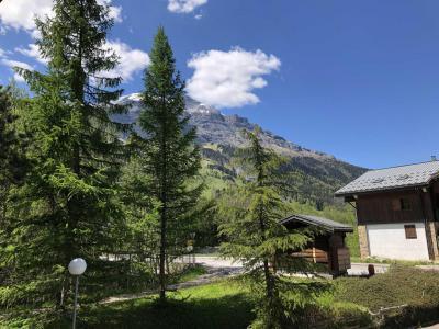 Rent in ski resort Studio 4 people (CC116) - Résidence les Cimes d'Or - Les Contamines-Montjoie