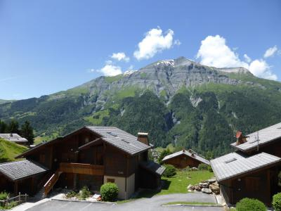 Rent in ski resort 2 room duplex apartment 6 people (FLOR6) - Résidence les Lapons - Les Contamines-Montjoie