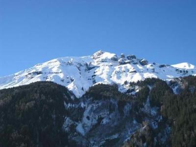 Location au ski Appartement 3 pièces 6 personnes (748) - Residence Les Rhodos - Les Contamines-Montjoie - Extérieur hiver