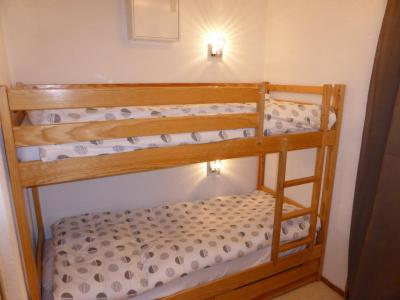 Rent in ski resort 2 room apartment 5 people (F406) - Résidence Pierres Blanches - Les Contamines-Montjoie - Bunk beds