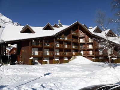 Rental Les Contamines-Montjoie : Résidence Pierres Blanches winter