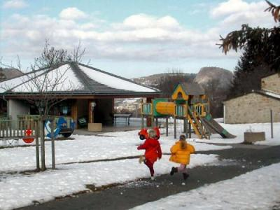 Location au ski Vvf Villages Chapteuil - Les Estables - Extérieur hiver