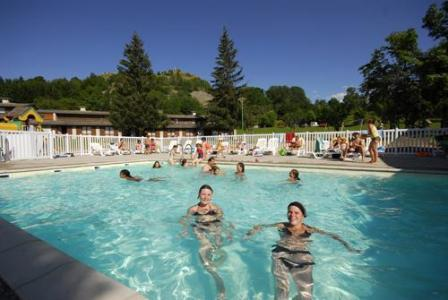 Location au ski Vvf Villages Chapteuil - Les Estables - Piscine