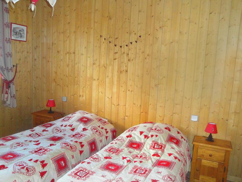 Location au ski Chalet Portes du Soleil - Les Gets - Chambre
