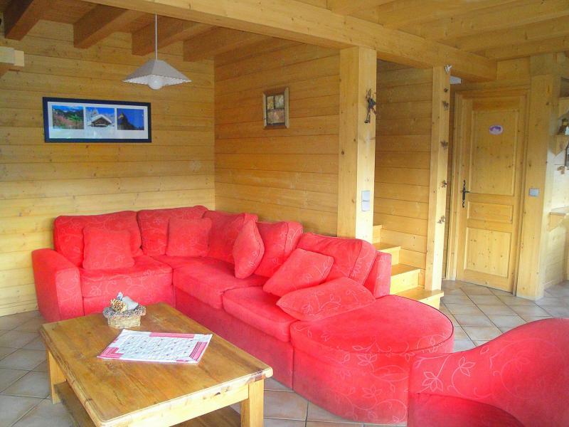 Soggiorno sugli sci Chalet Portes du Soleil - Les Gets - Soggiorno