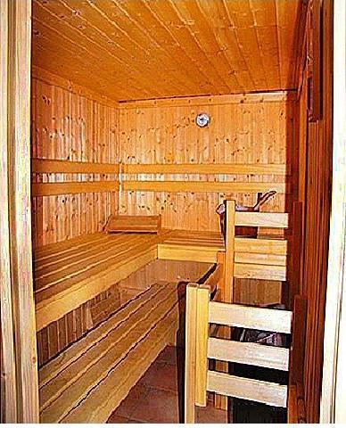 Location au ski Chalet Portes Du Soleil - Les Gets - Sauna