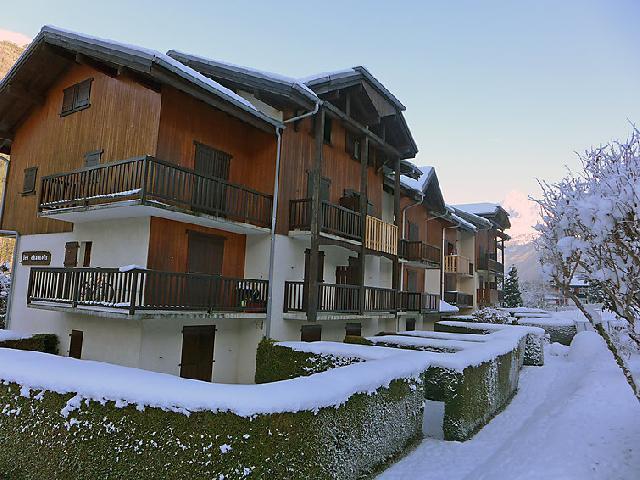 Week end au ski Les Chamois