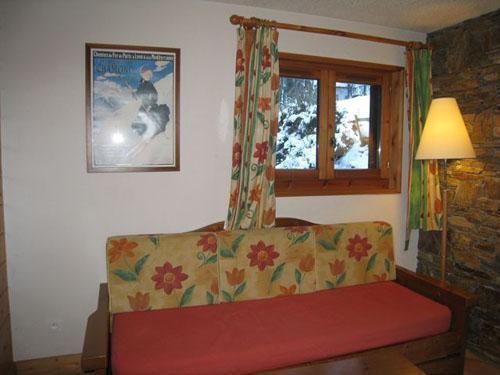 Location au ski Appartement 2 pièces 4 personnes (12) - Les Hauts De Chavants Pierre A Berard - Les Houches - Séjour