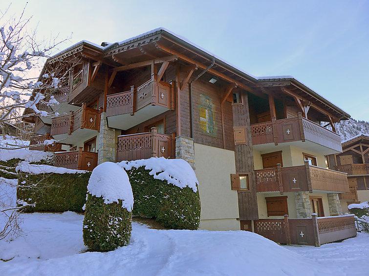 Ski en décembre Les Hauts Des Chavants