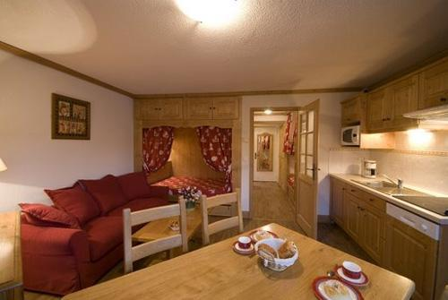Location Residence Les Balcons D'anaite hiver