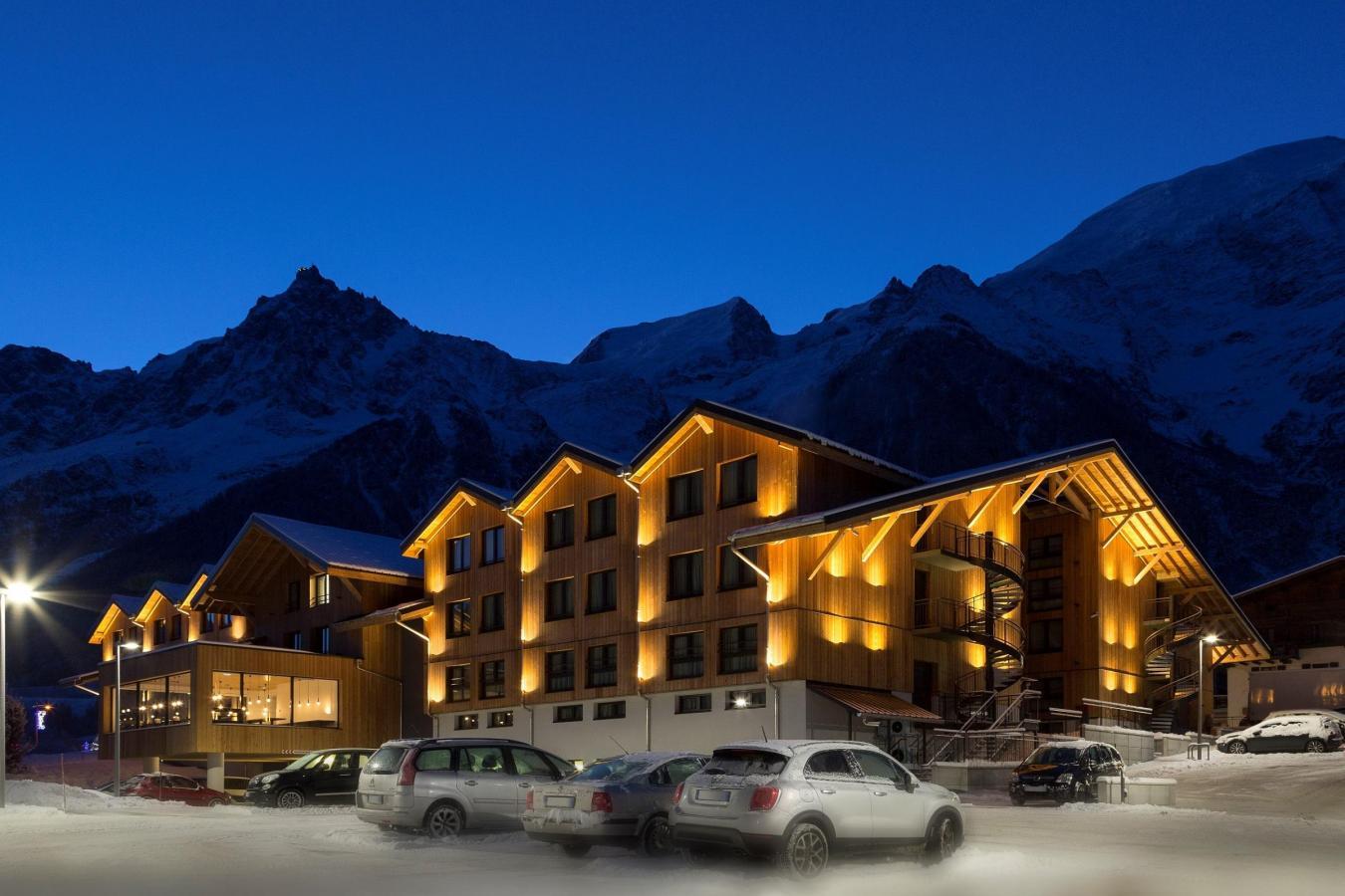Rockypop hotel les houches location vacances ski les for Hotel au ski