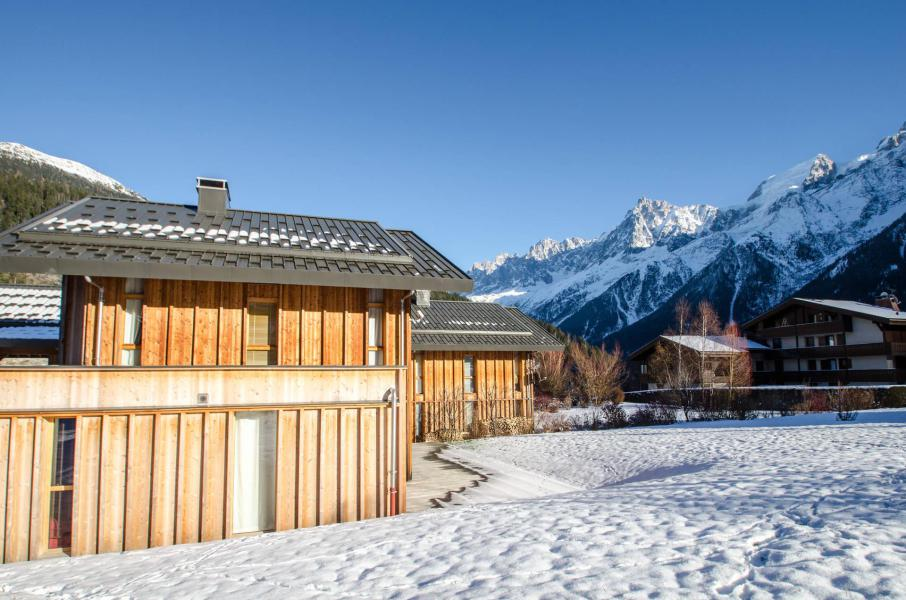 Location au ski Chalet Athina - Les Houches