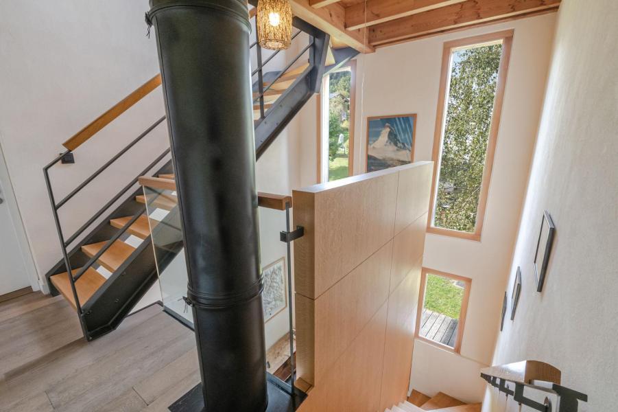 Location au ski Chalet 7 pièces 12 personnes - Chalet Athina - Les Houches - Appartement