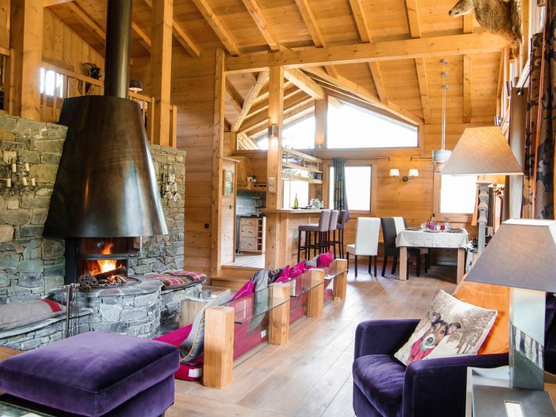 Location au ski Chalet 6 pièces 10 personnes (1) - Chalet Ibex - Les Houches - Appartement