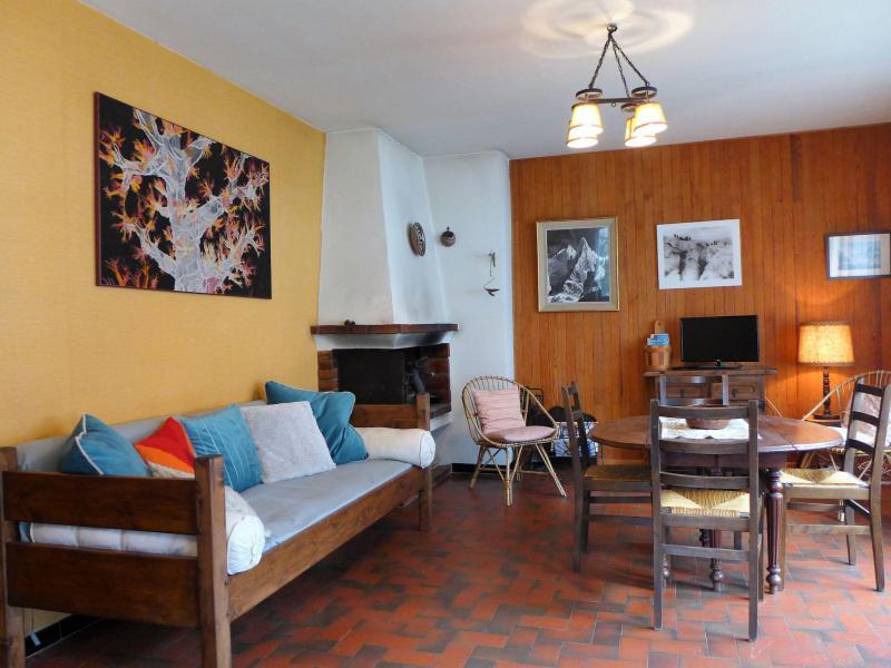 Location au ski Chalet 4 pièces 6 personnes (1) - Chalet Saint Antoine - Les Houches - Appartement