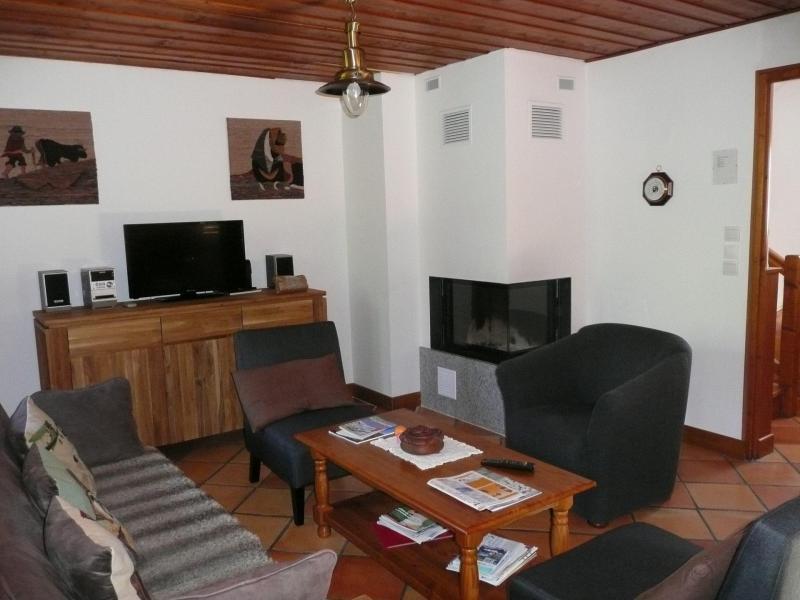 Location au ski Chalet 5 pièces 8 personnes - Chalet Ulysse - Les Houches - Appartement