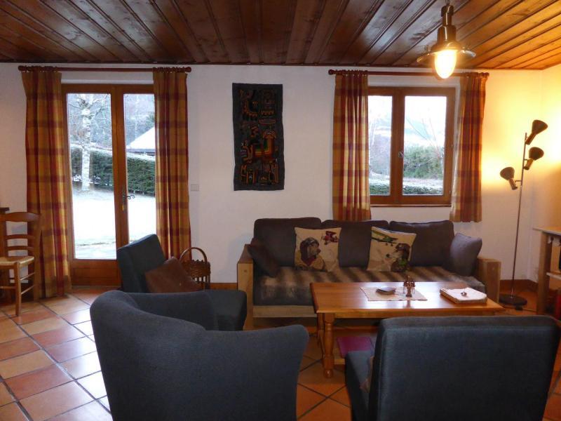 Soggiorno sugli sci Chalet 5 stanze per 8 persone - Chalet Ulysse - Les Houches - Soggiorno