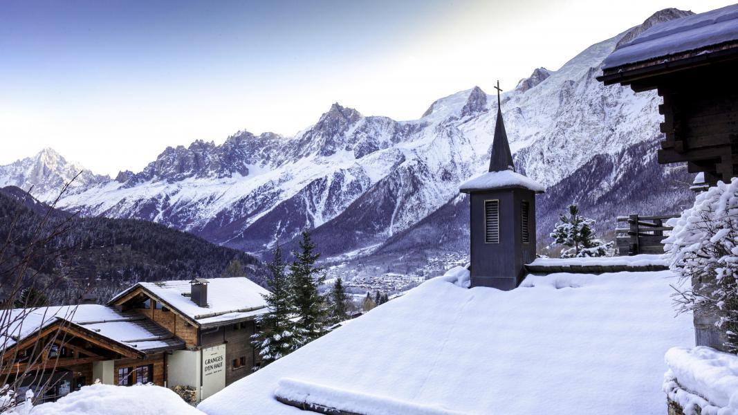 Location au ski Les Chalets Les Granges d'en Haut 1 - Les Houches