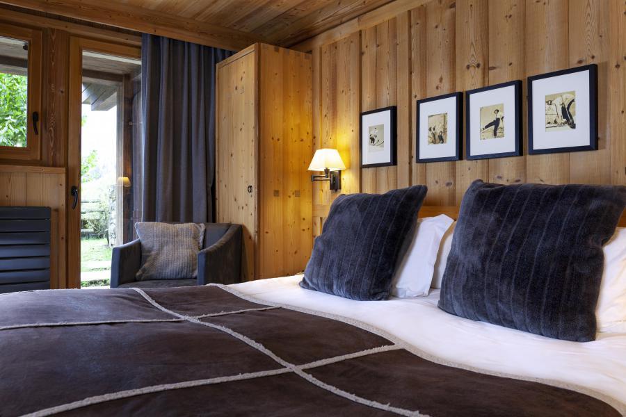 Location au ski Les Chalets Les Granges d'en Haut 2 - Les Houches - Lit double
