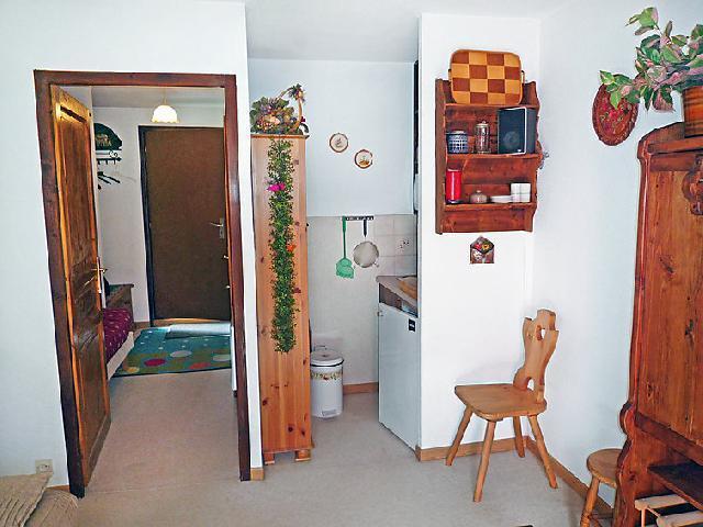 Аренда на лыжном курорте Апартаменты 1 комнат 3 чел. (4) - Les Chamois - Les Houches - апартаменты