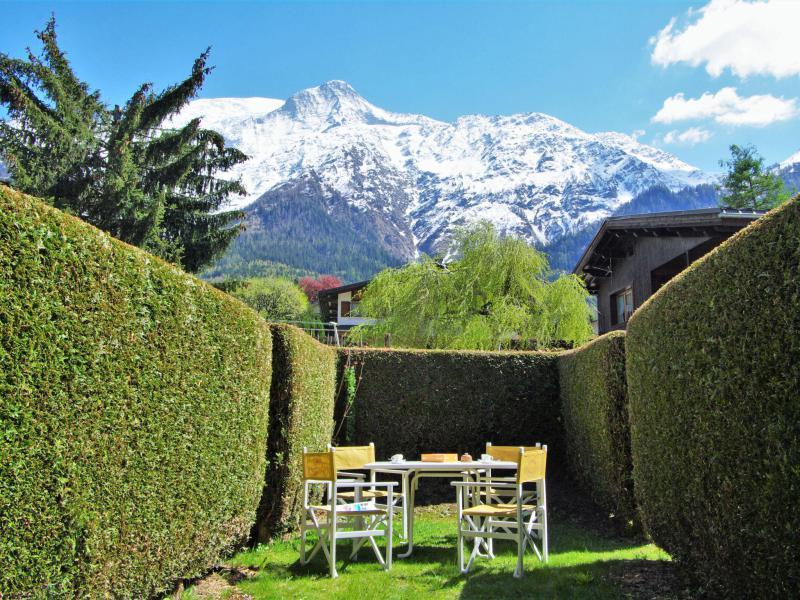 Аренда на лыжном курорте Апартаменты 1 комнат 3 чел. (4) - Les Chamois - Les Houches