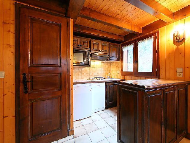 Аренда на лыжном курорте Шале 3 комнат 6 чел. (1) - Pierre Blanche - Les Houches - апартаменты