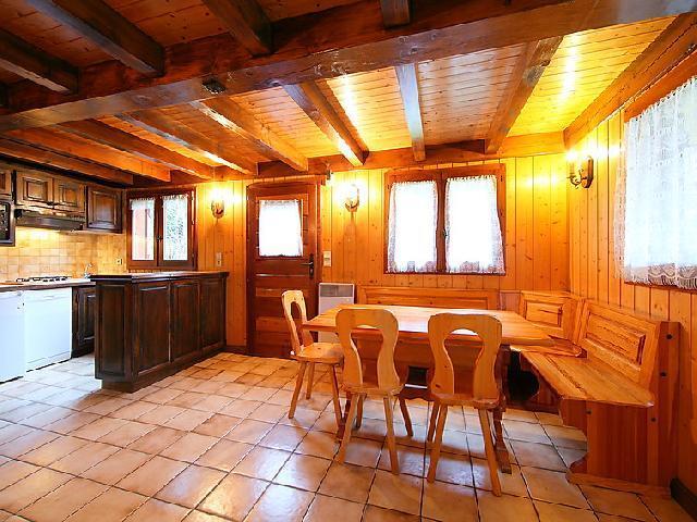 Location au ski Chalet 3 pièces 6 personnes (1) - Pierre Blanche - Les Houches - Appartement