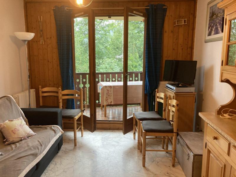 Location au ski Studio cabine 4 personnes (B 43) - Résidence le Château B - Les Houches